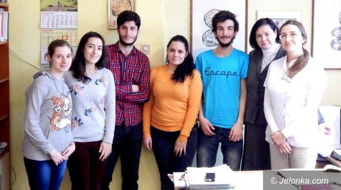 Jelenia Góra: Erasmusy na praktykach w Jeleniej Górze