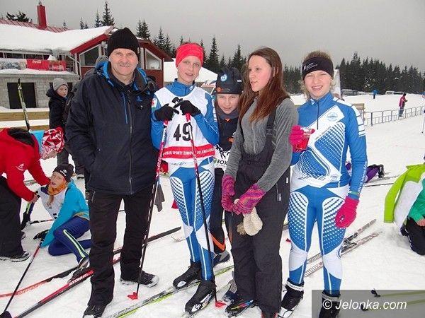 Region: Nasi młodzi sportowcy wybiegali sukcesy w Jakuszycach