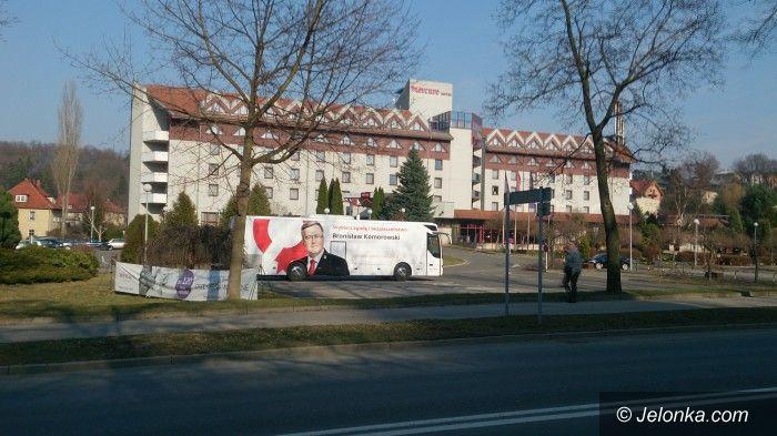 Jelenia Góra: 11 kandydatów na Prezydenta RP – kto nas odwiedzi(ł)?