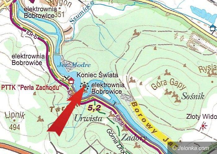 Region: Zamek rycerzy rabusiów w Borowym Jarze