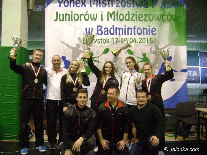 Białystok: Badmintoniści Chojnika jak zwykle nie zawiedli
