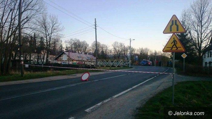 Mysłakowice: Most w Mysłakowicach zamknięty. Są objazdy!