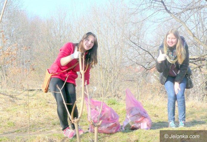 Kowary: W Kowarach uczniowie dbają o środowisko