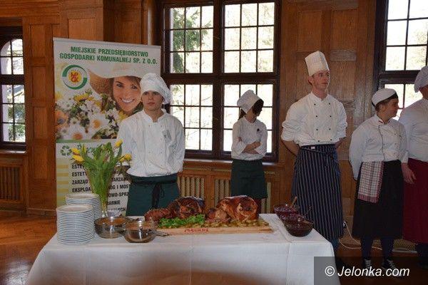 Karpacz: Młodzi kucharze gotowali na wesele