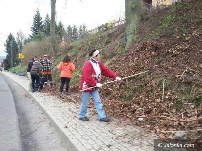 Region: Było sprzątanie w Goduszynie