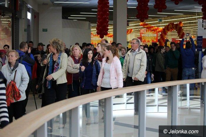 Jelenia Góra: Galeria Sudecka w Jeleniej Górze otwarta (aktualizacja)