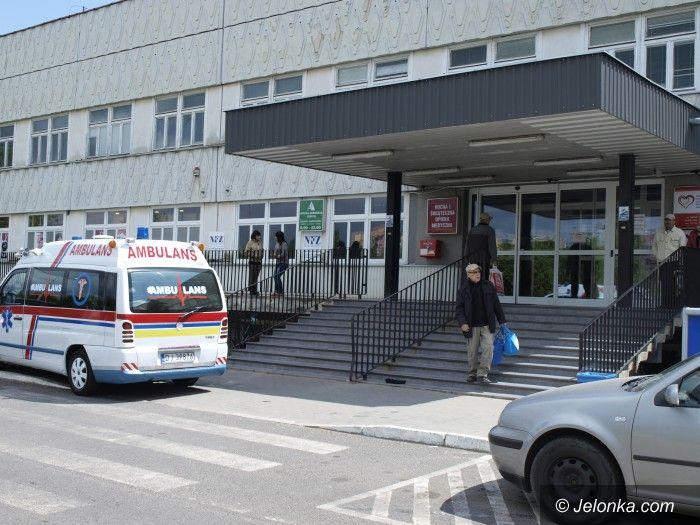 Jelenia Góra: Będzie konkurs na dyrektora jeleniogórskiego szpitala