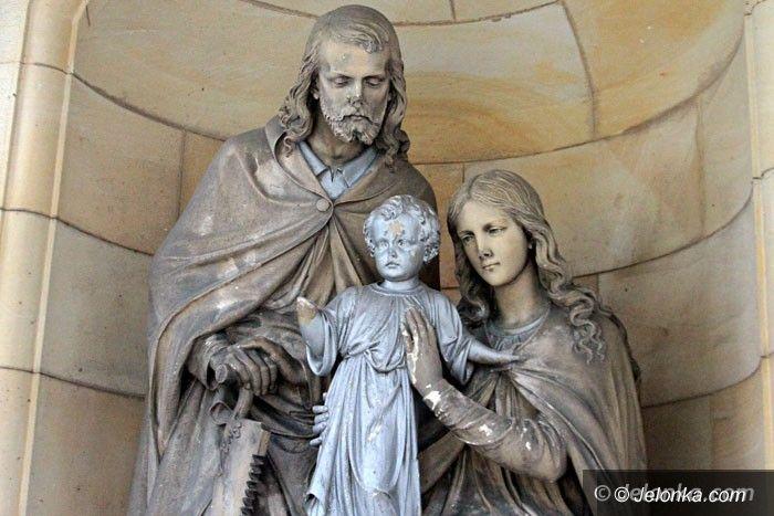 Jelenia Góra: Rzeźba Św. Rodziny doczeka się renowacji