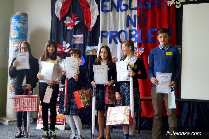 "Jelenia Góra: Finał konkursu ""English? No Problem!"""