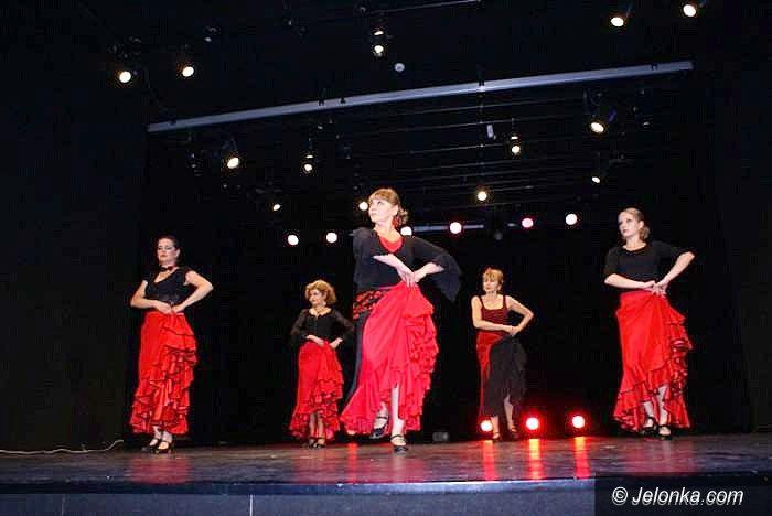 Jelenia Góra: Taniec orientalny i flamenco w JCK