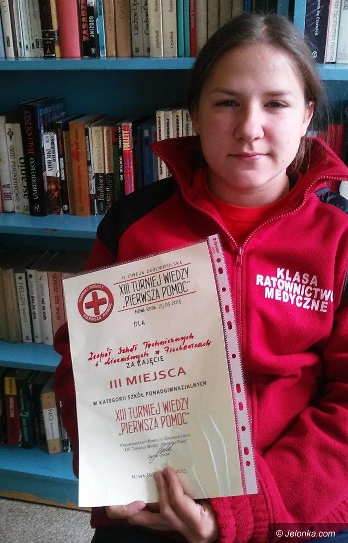 Piechowice: Sukces młodych ratowników z Piechowic