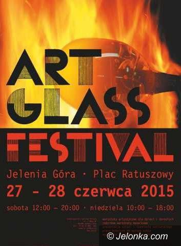 """Jelenia Góra: """"Art&Glass Festival"""" już w sobotę"""