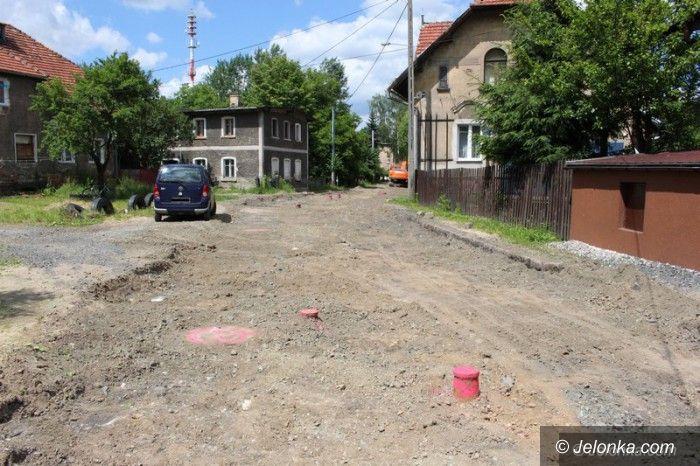 Jelenia Góra: Na Warszawskiej praca wre