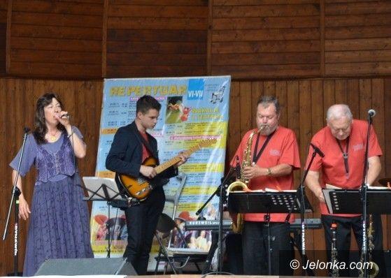 Jelenia Góra: Swingowo– jazzowe rytmy w Parku Zdrojowym