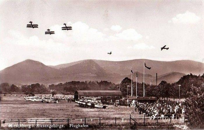 Pokazy Lotnicze w Jeleniej Górze 26 sierpnia 1926 roku