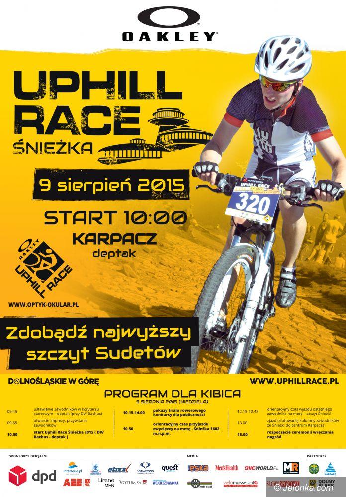 Karpacz: W niedzielę Uphill Race Śnieżka