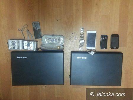 Jelenia Góra: Zatrzymany za kradzieże z włamaniem do mieszkań