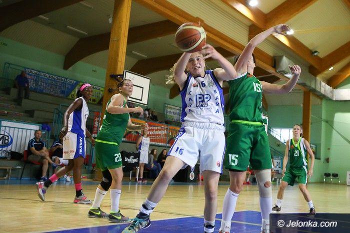 Jelenia Góra: Gwiazdy żeńskiej koszykówki rozpoczęły zmagania