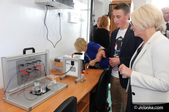 """Jelenia Góra: Profil przyszłości w """"Mechaniku"""""""
