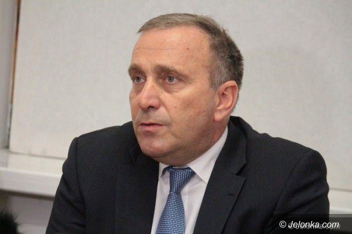 Jelenia Góra: Minister w Jeleniej Górze o uchodźcach