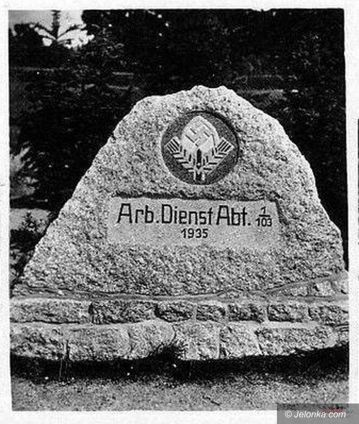Jelenia Góra: Kamień z czasów III Rzeszy. Co z nim zrobić?