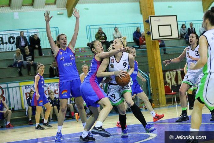 Jelenia Góra: I–liga koszykarek: Porażka z MUKS–em