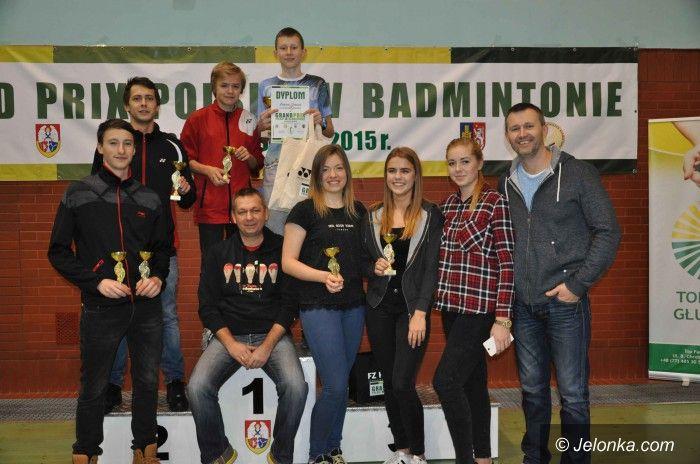 Polska: Medale badmintonistów Chojnika