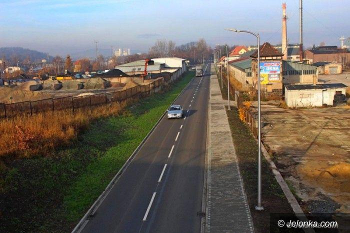 Jelenia Góra: Ulica Łomnicka oddana do użytku
