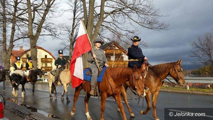 Karpacz: Konna parada historyczna w Karpaczu