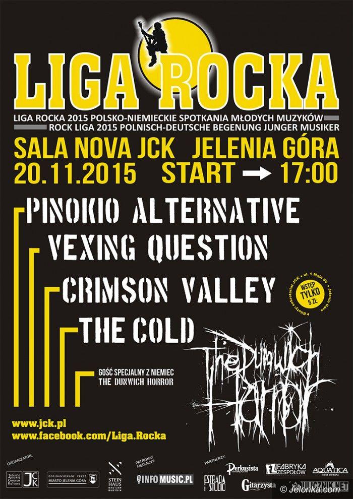 Jelenia Góra: Liga Rocka: kolejne eliminacje w piątek