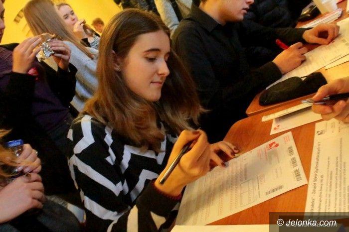 Jelenia Góra: Licealiści chcą ratować ludzkie życie