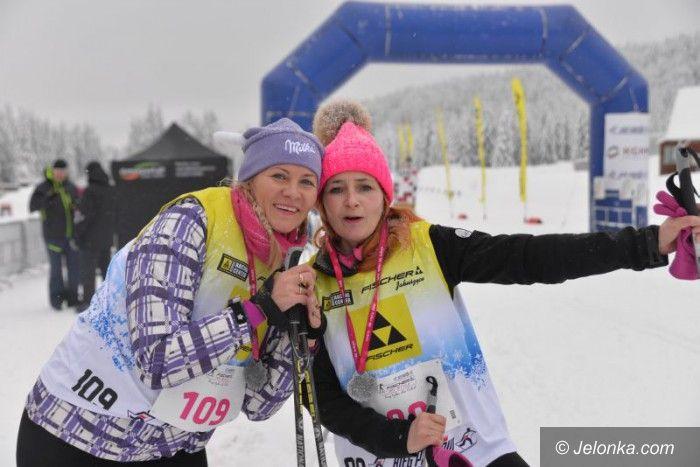Szklarska Poręba: Pasjonujący finisz biegu tylko dla kobiet