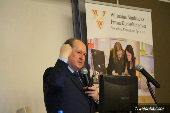 Jelenia Góra: Prezes Związku Banków Polskich o wyzwaniach przyszłości