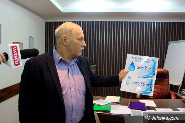 "Jelenia Góra: Prezes ""Wodnika"" o braku kompetencji radnych"