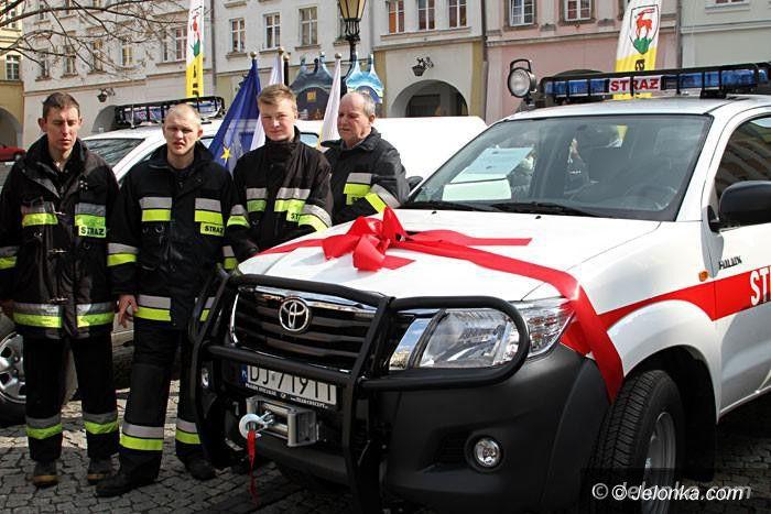 Jelenia Góra: Ogrzewanie  dla strażaków z Jagniątkowa, ale…