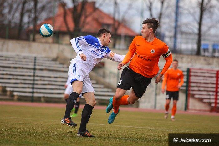 Jelenia Góra: III–liga: Zagłębie grało do końca