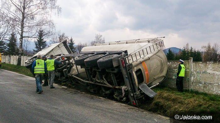 Region: Droga z Kowar do Karpacza zablokowana