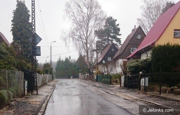 Jelenia Góra: Ulica Skowronków do remontu
