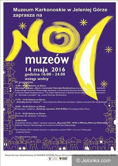 Jelenia Góra: Noc Muzeów po raz ósmy w Jeleniej Górze