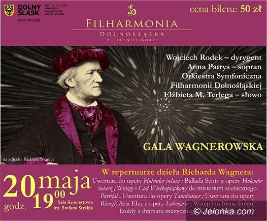 Jelenia Góra: Gala Wagnerowska z Anną Patrys