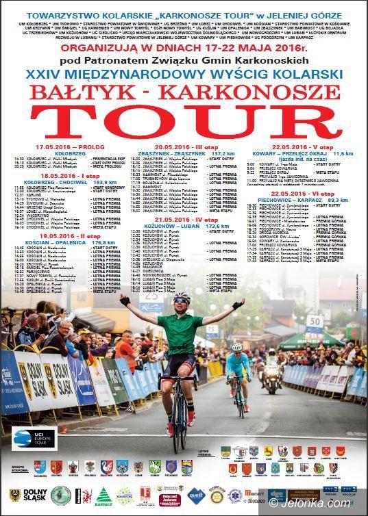 Region: Bałtyk – Karkonosze Tour od wtorku