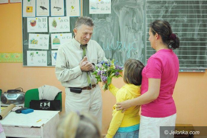Region: Ryszard Kiełek z przesłaniem na 35–lecie wolontariatu