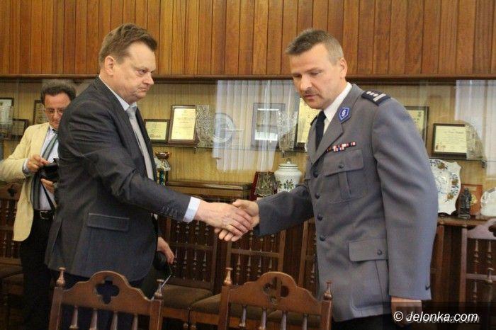 Jelenia Góra: Będzie ścisła współpraca MZK i policji