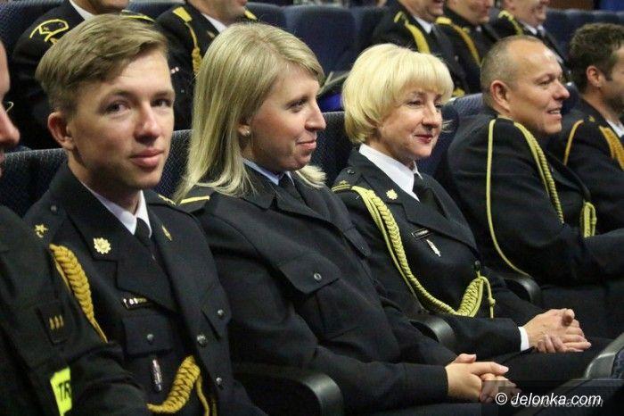 Jelenia Góra: Jeleniogórscy strażacy obchodzili swoje święto
