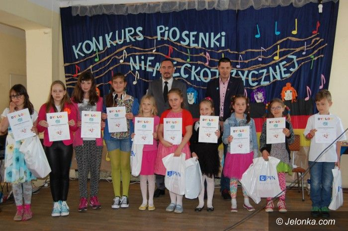 Region: Zaśpiewali w języku niemieckim