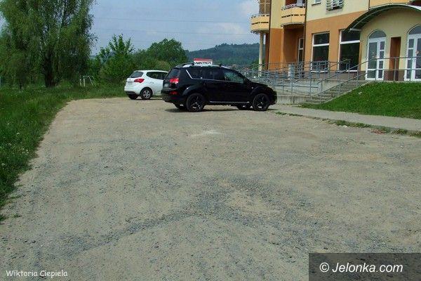 Jelenia Góra: Ta droga już nie będzie gruntowa