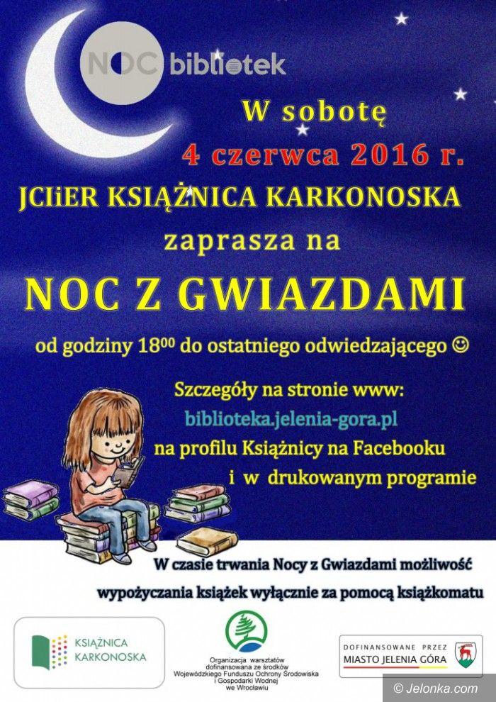 Jelenia Góra: Noc z Gwiazdami w Książnicy Karkonoskiej
