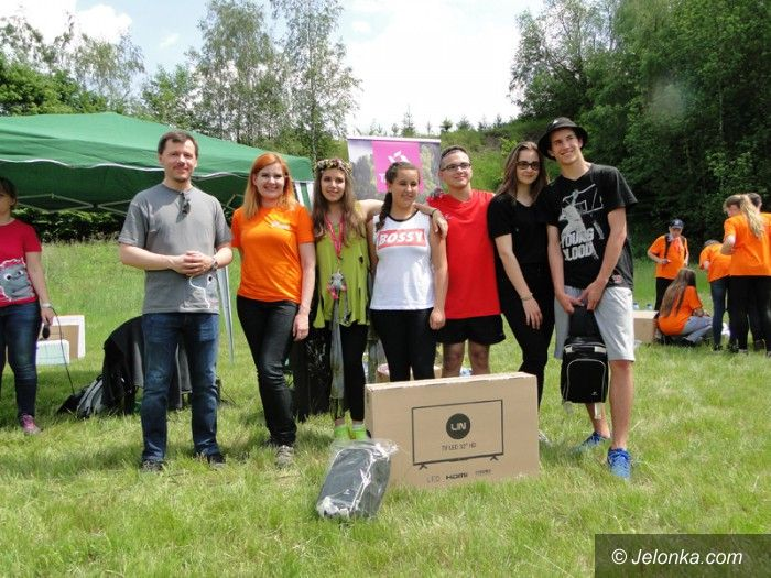Region: Zalew Pilchowicki posprzątany