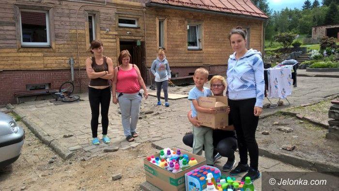 Region: Kolejna szkoła pomogła samotnym matkom