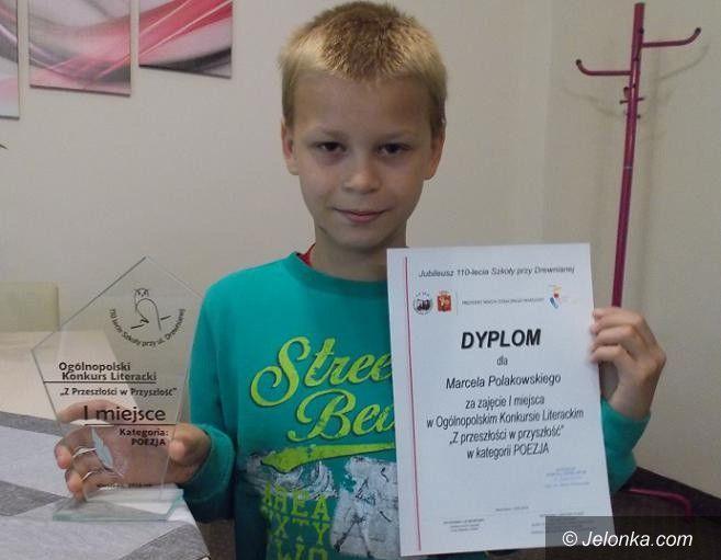 Jelenia Góra: Uczeń SP7 powtórzył sukces w stolicy